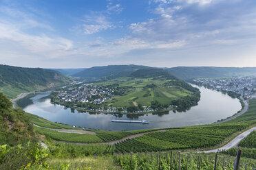 Germany, Rhineland-Palatinate, Moselle loop Kroev - PAF001360