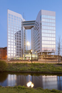 Netherlands, The Hague, International Crime Court, temporarily housed in the Arc building - MSF004527