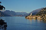 Italy, Malcesine, Lake Garda - MRF001632