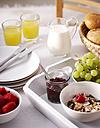 Laid breakfast table - KSWF001461