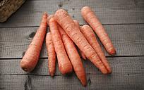 Carrots on wood - KSWF001464