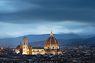 Italy, Florence, Santa Maria del Fiore cathedral - MKFF000204