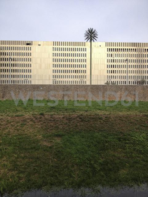 Backside of BND building, Berlin, Germany - FBF000403 - Frank Blum/Westend61