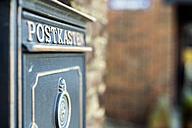 Antique German mailbox - FR000257