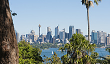Australia, New South Wales, skyline of Sydney - JBF000248