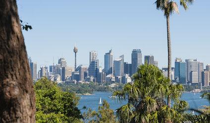Australia, New South Wales, skyline of Sydney - JBF000248