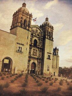 Cathedral of Santo Domingo, Oaxaca  de Juarez, Mexiko - DWI000501