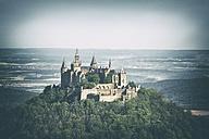 Germany, Zollernalbkreis, view to Hohenzollern Castle - ELF001502