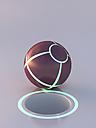 Ball and hole - UWF000512