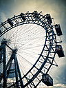 Austria, Vienna, ferris wheel at Prater - EL001515