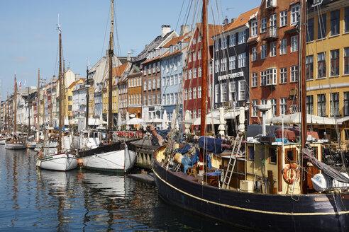 Denmark, Copenhagen, Nyhavn - STKF001310
