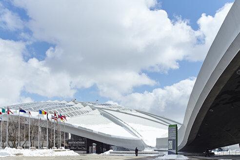 Canada, Montreal, Olympic Stadium, The Esplanade - MHC000001