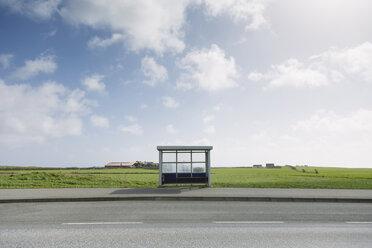 Norway, Stavanger, Bus stop - STD000190