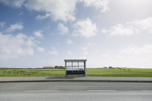 Norway, Stavanger, Bus stop - STD000190
