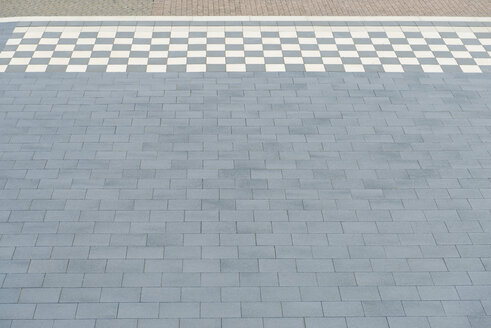 Germany, Duesseldorf, Exhibition premises, Congress Center Station, pavement - VIF000318