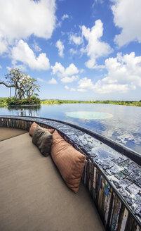 Indonesia, Bali, Lounge area - THA001381