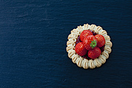 Short crust tartlet with strawberries - CSF025828