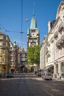 Germany, Baden-Wuerttemberg, Freiburg, historic city - TAMF000020