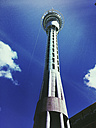 New Zealand, Auckland, Sky Tower - GWF004181