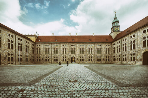 Germany, Munich, Munich Residenz, museum complex in an old royal residence - TAM000037