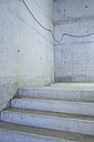 Concrete stairs in anfinished building - FMKF001570