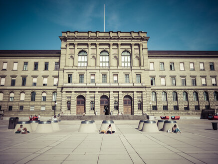 Switzerland, Zurich, ETH Zurich, Technical University - KRP001512