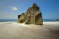 Portugal, Madeira, Rock formation at beach - FDF000105