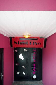 Entrance of a nightclub - VI000329