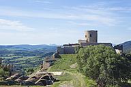 Spain, Andalusia, Jimena de la Frontera, castle - KBF000338