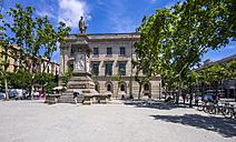 Spain, Barcelona, Casa Llotja de Mar - AMF004111