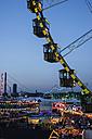 Germany, North Rhine-Westphalia, Duesseldorf, Big Wheel on fair - CHP000156