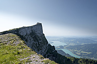 Austria, Salzburg State, Schafberg peak and Lake Mondsee - MKFF000249
