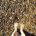 Legs in water - LVF003759