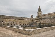 France, Departement Var, Cistercian abbey, Le Thoronet Abbey - KEB000220