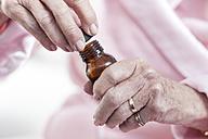 Patient taking medication - ZEF007240