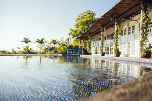 Indonesia, Bali, holiday villa with swimming pool - MBEF001412
