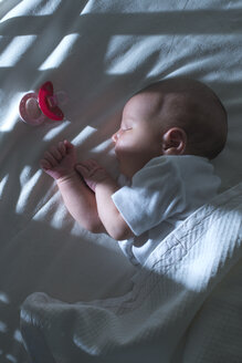 Sleeping baby girl - DEGF000477