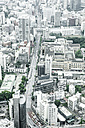 Japan, Tokyo, cityscape with main road - FLF001166
