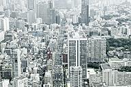 Japan, Tokyo, cityscape - FLF001168
