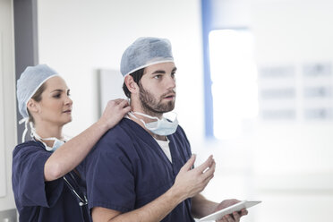 Doctors in hospital - ZEF007305