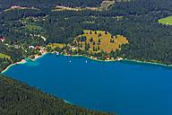 Germany, Bavaria, Einsiedel at Lake Walchensee - PEDF000051