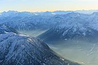 Austria, Tyrol, Karwendel mountains with Grosser Ahornboden - PEDF000124