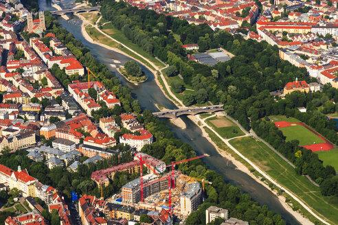 Germany, Bavaria, Munich, isar outskirts, Glockenbach Quarter - PEDF000144