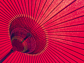 Japan, red umbrella - FLF001182