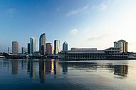 USA, Florida, Tampa, Downtown - GIOF000082