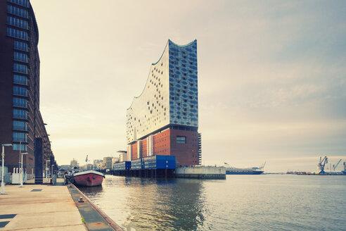 Germany, Hamburg, Elbphilharmonie - MSF004724