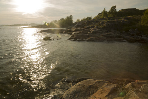 Finland, Helsinki, Suomenlinna Island - FCF000764