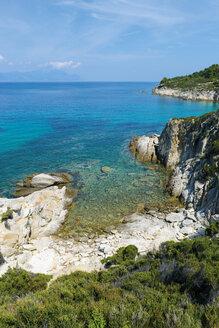 Greece, Chalkidiki, Sithonia, Coast - VIF000366