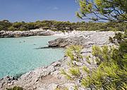 Spain, Menorca, Ciutadella, Talaier beach - RAEF000305