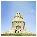 Germany, Leipzig, Monument to the Battle of the Nations - GWF004442